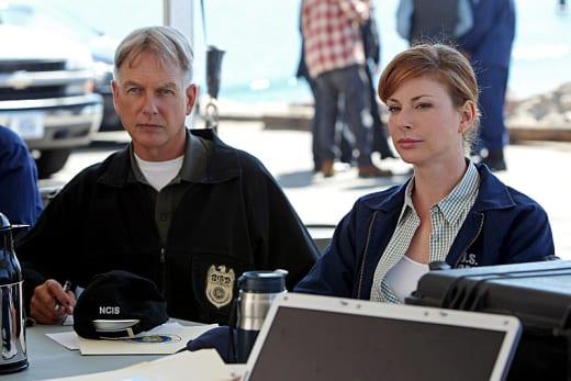 Gibbs and Abby Borin