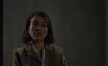 Emily Alpha Confronts Herself - Counterpart Season 2 Episode 9