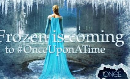 Once Upon a Time Season 4: A Frozen Foe?
