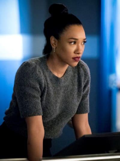 Iris - The Flash Season 6 Episode 17