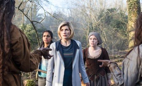 A Confrontation - Doctor Who Season 11 Episode 8