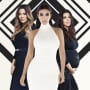 Three Kardashians - Keeping Up with the Kardashians
