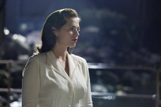 """""""Let's start with words beginning with A."""" Marvel's Agent Carter"""