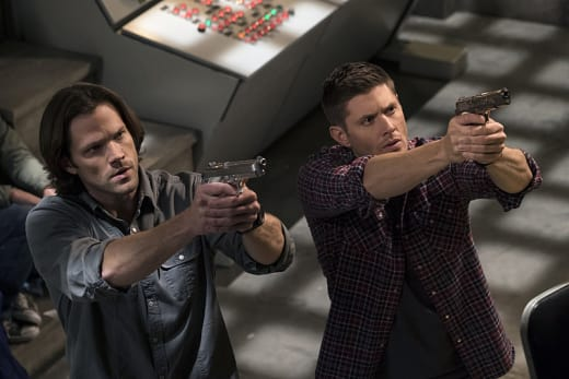 Consequences - Supernatural