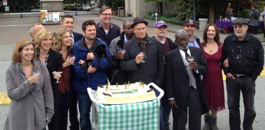 Psych Cast Celebrates 100 Episodes