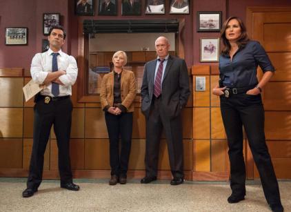 Watch Law & Order: SVU Season 14 Episode 7 Online