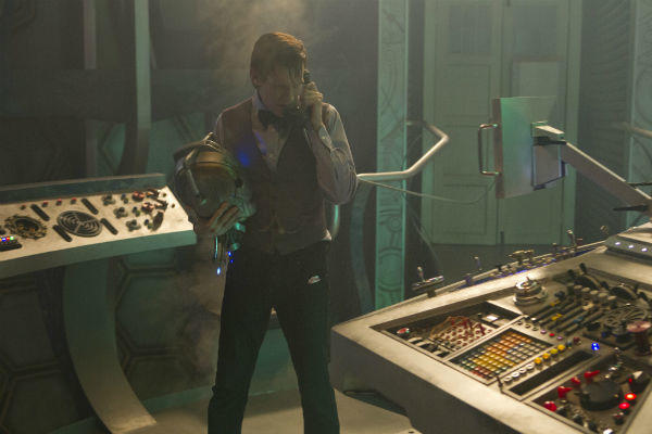 The Doctor Phones