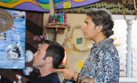 The Barber Shop - Hawaii Five-0