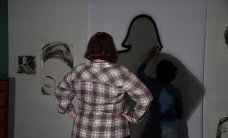 Plum's Art - Dietland Season 1 Episode 7