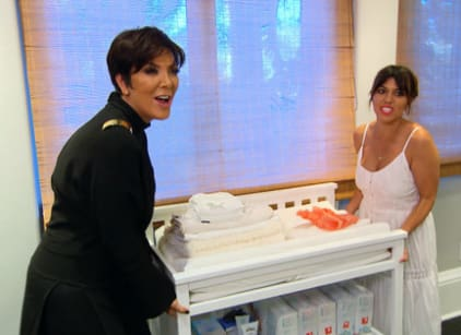 Watch Keeping Up with the Kardashians Season 8 Episode 18 Online