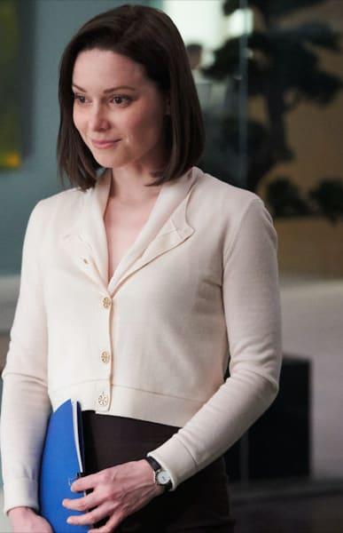 Susan Schemes - Suits Season 9 Episode 3