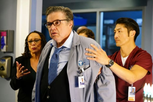 Troubling News - Chicago Med