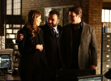 Watch Castle Season 8 Episode 11 Online