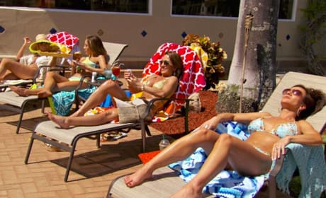 In Florida - The Real Housewives of New Jersey Season 6 Episode 10