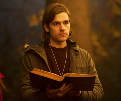 Quentin and a Book