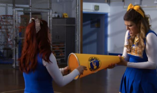 Cheerleading Dominance - Awkward Season 4 Episode 18