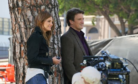 Good to See Them Smile - Castle Season 8 Episode 22