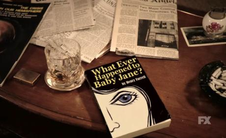 Baby Jane Book - FEUD: Bette and Joan Season 1 Episode 1