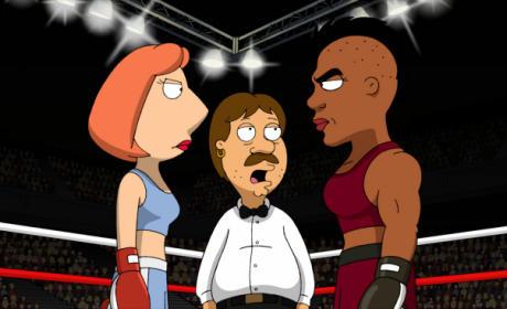 Lois the Boxer