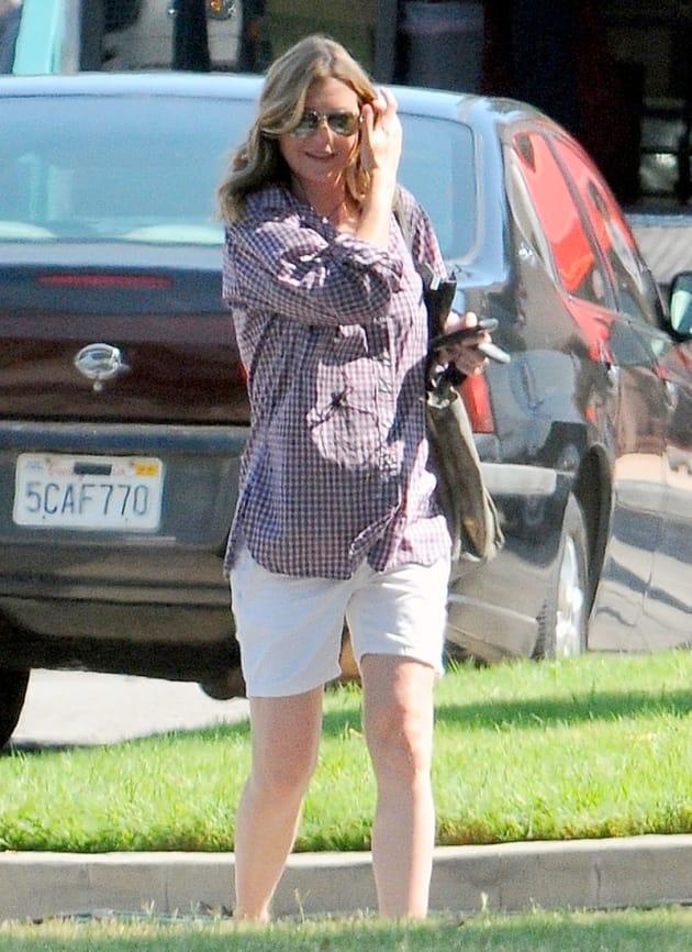 Ellen Arrives