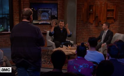 Talking with Chris Hardwick Sneak Peek: Neil deGrasse Tyson Explains Game of Thrones Winters