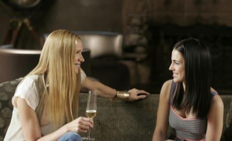 Adrianna and Laurel