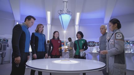 Anti-Banana Ray - The Orville Season 1 Episode 1