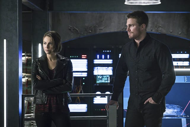 Oliver and Thea Queen - Arrow