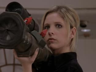 Blown Away - Buffy the Vampire Slayer
