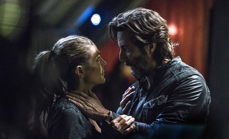 A Kabby Moment - The 100 Season 3 Episode 9