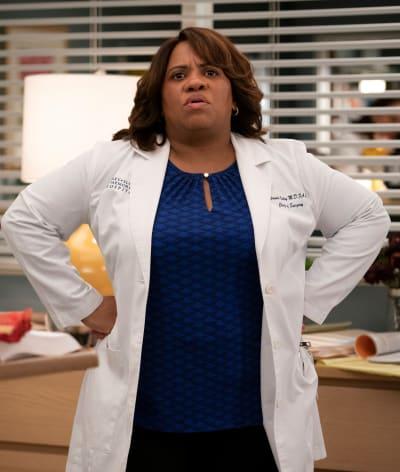 Bailey' Confusion  - Tall  - Grey's Anatomy Season 16 Episode 13