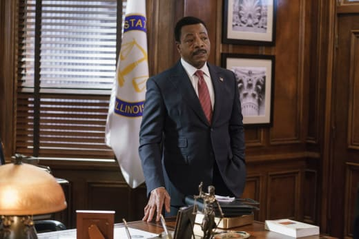 Jefferies Oversees The Case - Chicago Justice Season 1 Episode 1