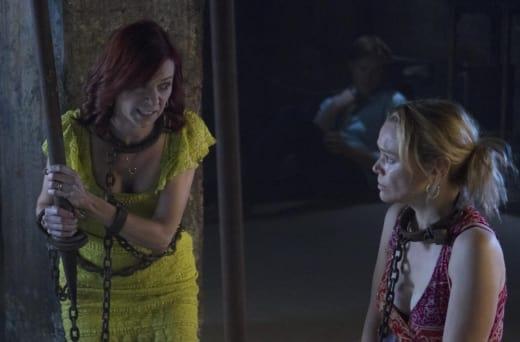 Arlene and Holly