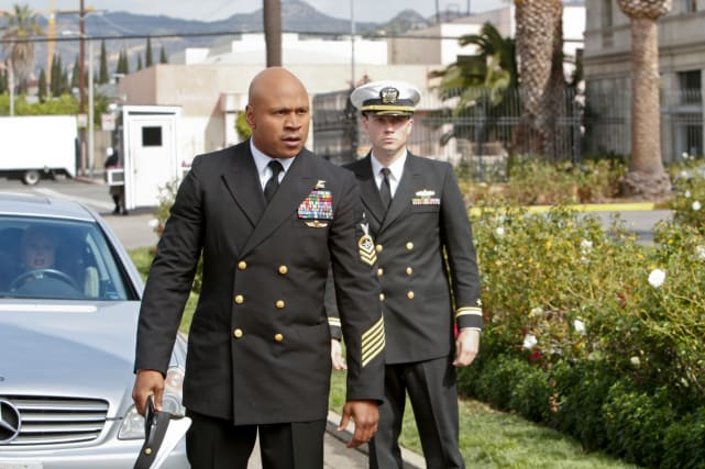Sam Hanna - NCiS: Los Angeles