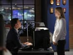 Michael Weatherly and Emily Wickersham - NCIS