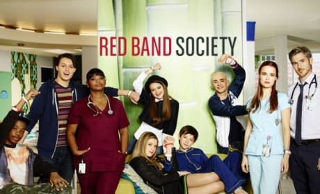 Red Band Society Cast Photo