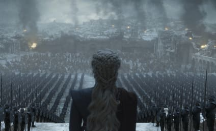 Game of Thrones Series Finale Photos: All Hail the Queen