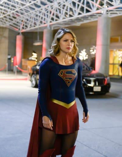 Valentine's Day in National City - Supergirl Season 4 Episode 12