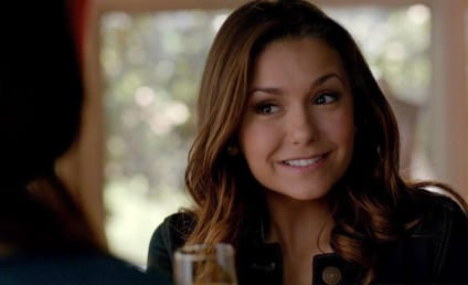 Nina Dobrev Confirms Vampire Diaries Return!!!!!