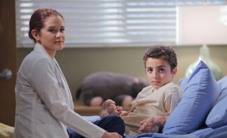 April's New Patient - Grey's Anatomy Season 12 Episode 6