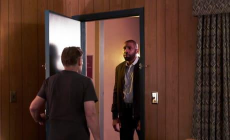 Surprise Guest - Black Lightning Season 2 Episode 7
