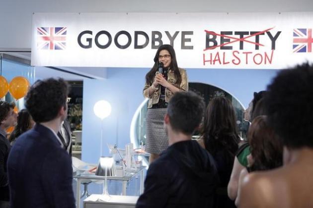 Good Bye Halston?