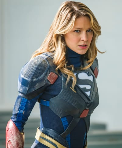 I'm Supergirl  Season 4 Episode 22