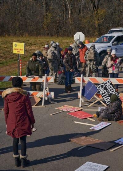 Incident at the Border - The Republic of Sarah Season 1 Episode 3
