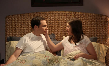 The Moment We've Been Waiting For - The Big Bang Theory Season 9 Episode 11
