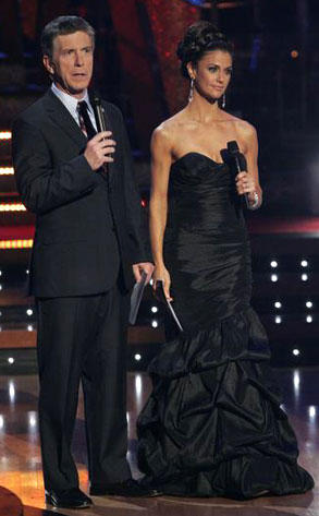 Tom Bergeron and Samantha Harris Photo
