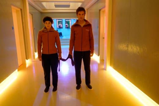 Close, but Not Touching - Legion Season 1 Episode 1