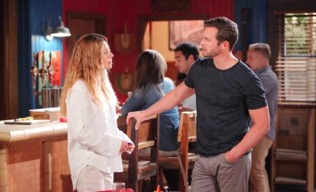 Brady Meets Summer - Days of Our Lives