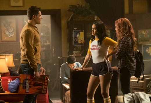 Musical Aspirations - Riverdale Season 2 Episode 17