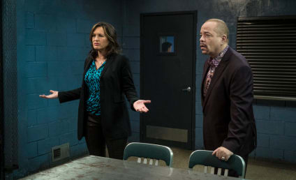 Law & Order SVU Season 16 Episode 15 Review: Undercover Mother